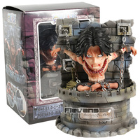 Anime One Piece Prisoner Portgas D Ace PVC Figure Collectible Model Toy