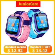 New SmartWatch Kids Children Safe Monitor Clock Baby Flashlight Smart watch with Camera Remote SOS Call smartwatch LBS VS DZ09 safe third country vs non refoulment