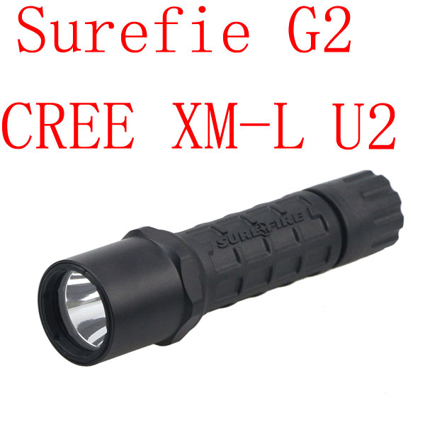 1200 Lumens CREE XM-L U2 for Surefire Torch G2 Tactical LED Flashlight Torch Light free shipping nitecore mt10a 920lm cree xm l2 u2 led flashlight torch