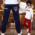 Boy pants spring models big virgin Korean children's casual pants boys trousers 2016 new children's clothing Kids Fashion