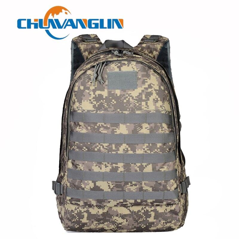 Gastfreundlich Chuwanglin Camouflage Männlichen Rucksack Mode Wasserdicht Männer Reisetaschen Große Kapazität Lade Laptop Rucksack S4665 Herrentaschen