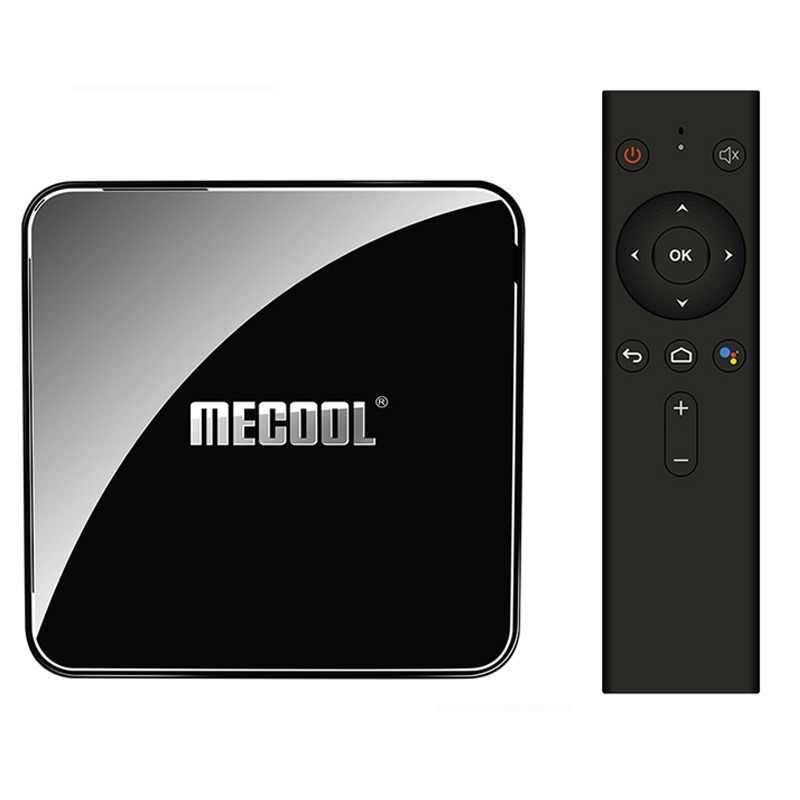 2019 Mecool KM9 PRO KM3 в ТВ 4 gb 64 gb Android 9,0 ТВ Box Google Сертифицированный Android ТВ Amlogic S905X2 Двойной Wi-Fi 4 K смарт ТВ коробка