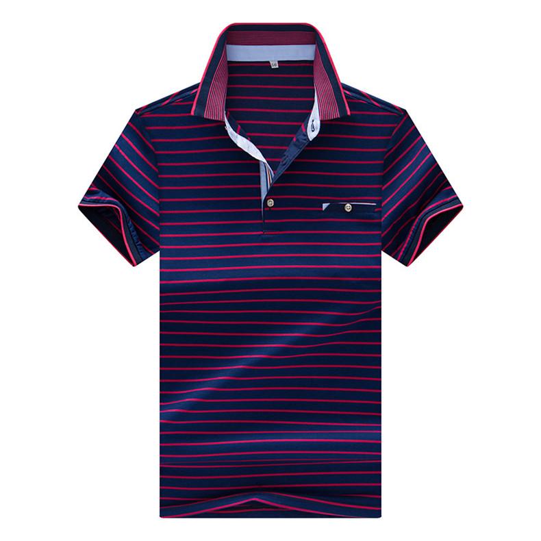 Men\'s Polo Shirts Brand Clothing 6