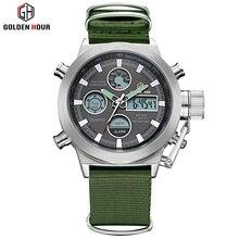 Military Waterproof Watch