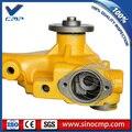 PC60-5 PC60-6 Excavator Water Pump 6204-61-1104 for Komatsu