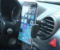 Поворотные пластиковые Автомобилей Air Vent Клип GPS Сотовый Телефон Крепления держатели Стенды Для Zte Nubia Z9 Mini, Лезвие V7 Lite, nubia Z11 мини