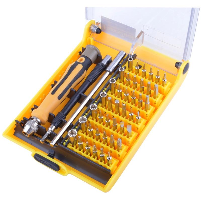 Flexsteel Precision 45 in 1 set di cacciaviti Set di mini cacciaviti - Utensili manuali - Fotografia 3