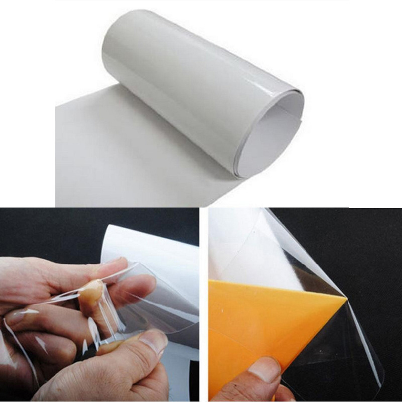 Transparent Car Universal Paint Protection Film Auto Door Edge Stickers and Decals Car Door Handle Protective Films Accessories