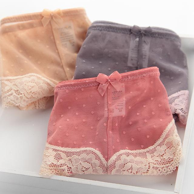 Lace Bra Panties Underwear Lingerie Set