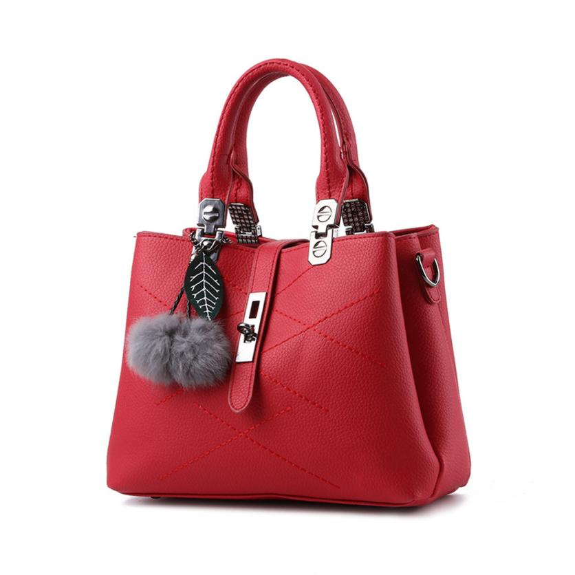 Модные женские туфли Личи шаблон PU кожа Сумка Для женщин Сплошной Цвет пряжки мешок большой Ёмкость сумка # F