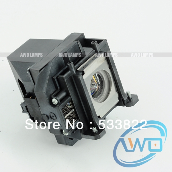 ELPLP53 / V13H010L53  with Housing Module for Projector 1830/1915  VS400   EB-1830  EB-1900  Projector projector lamp module elplp53 v13h010l53 for eb 1830 eb 1900 eb 1910 eb 1915 projector