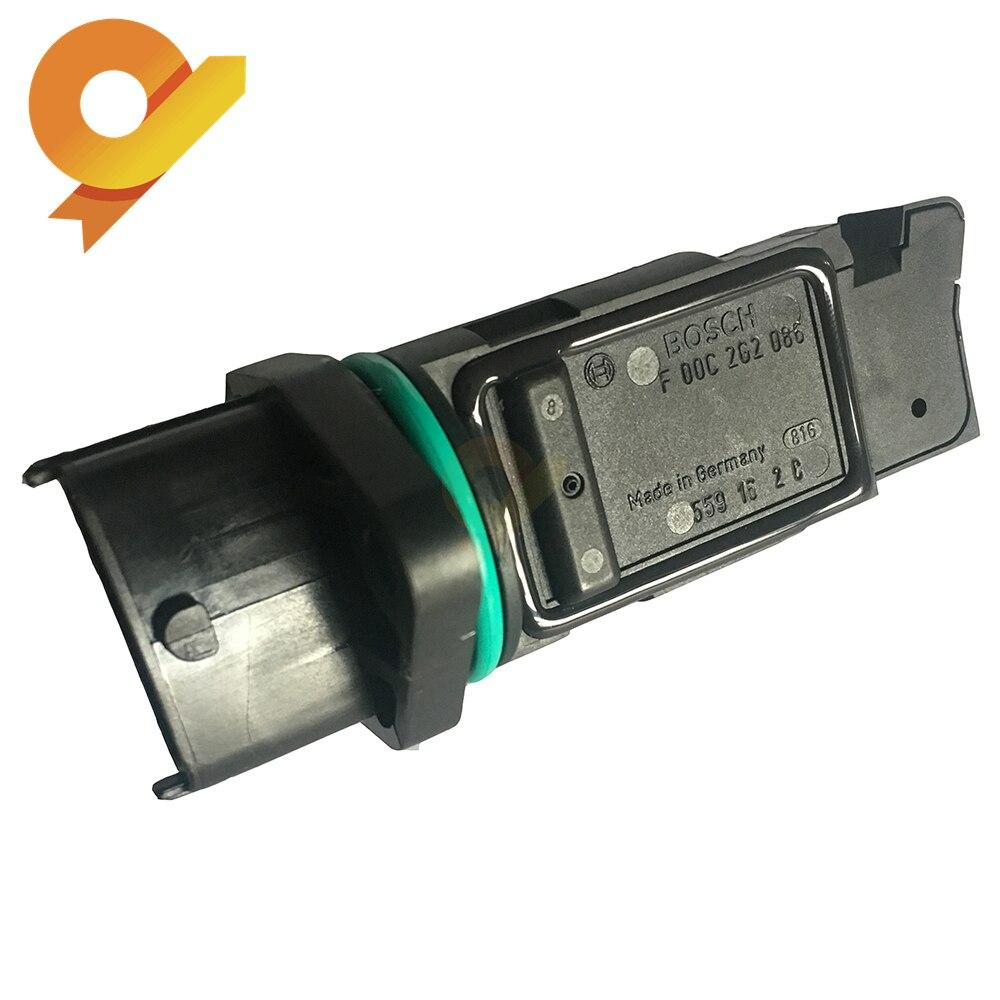 US $38 88 6% OFF Original Air Flow Meter MAF Sensor For KIA CARNIVAL  SORENTO K2900 2 5 2 9 D TD CRDi BOSCH NO 0281002554 F00C2G2086 28164  4A000-in Air
