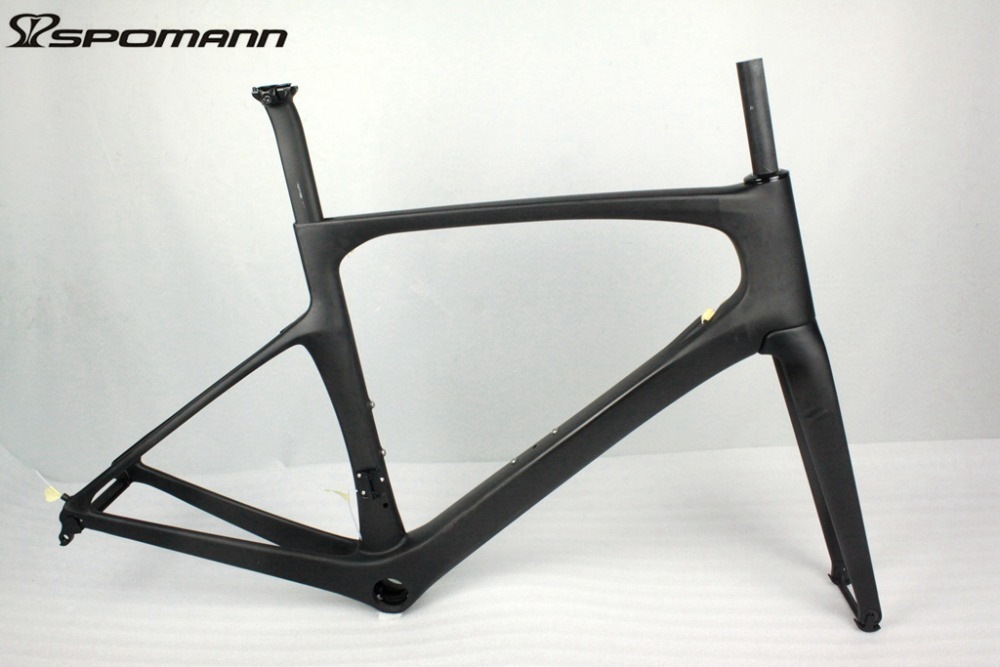 OEM 700C Full Carbon Road Bike Frame Road Racing Bicycle  Frame Cycling Frameset Carbon Road Frame 2017 Bicicleta Parts