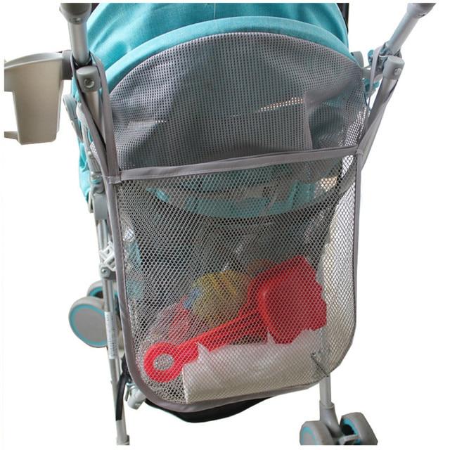 Carrinho de Bebê Saco de armazenamento Item SeckinDogan Universal Saco de Armazenamento Carrinho De Bebê Conveniente Nappy Organizador Sacos de Higiene