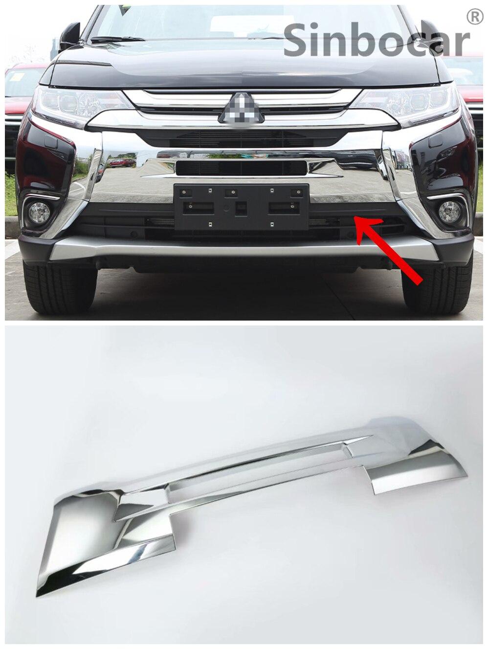 FRONT GRILLE Bumper PANEL Radiator grille for Mitsubishi Outlander 2016-2017