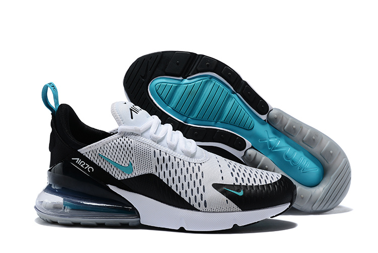 Nike Air Max 270 Mens Running Shoes Sneakers Sport Outdoor Comfortable Breathable Good Quality 40-45
