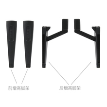цена на Extended Landing Gear for DJI Mavic Air RC Drone Upgrade Spare Parts Accessories Landing Skid