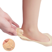 1 пара, женские летние модные хлопковые повседневные короткие носки-башмачки, противоскользящие, невидимые, без подклада, низкие, противоскользящие, ледяные запасы