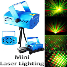 MiniLED bulb All star music Show Laser Stage Lights Lighting Adjustment DiscoDJ Party Home Wedding Club Projector christmas gift
