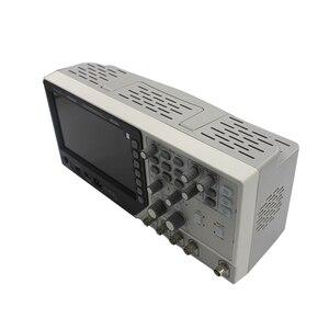 Image 5 - Hantek multimètre numérique DSO4102C Oscilloscope USB 100MHz 2 canaux 1GSa/s, écran LCD 7 pouces