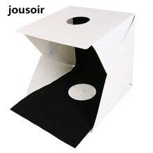 10PCS/lot 40cm mini Folding Lightbox Photography Studio Softbox LED Light Soft Box Camera