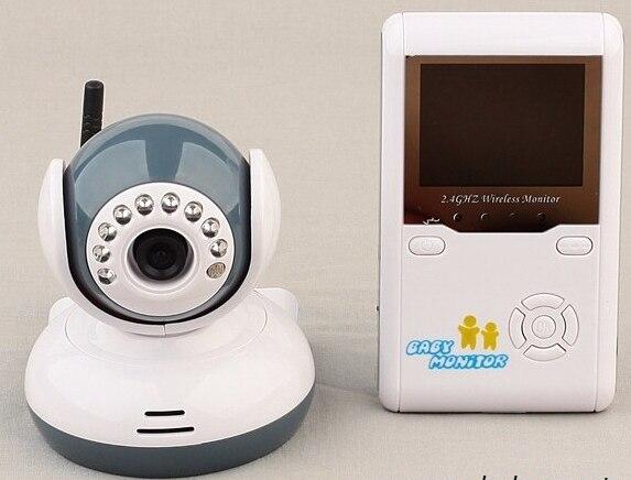 2,4 ГГц цифровой беспроводной видеоняни и радионяни с ЖК дисплеем ip камера Беспроводная