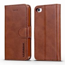 Phone Cases For iphone 5 5s SE Cover Luxury Leather Magnetic Wallet Case For Apple iphone 5 S E Flip Book Case With Card Slots