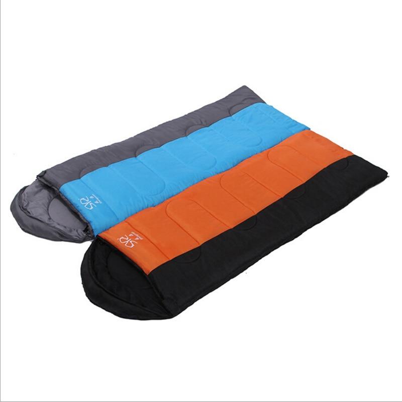 Image 3 - VILEAD 2 Colors Ultralight Envelope Sleeping Bag Waterproof Lightweight Camping Stuff Hiking Sleeping Summer Adult Camp Quilt-in Sleeping Bags from Sports & Entertainment