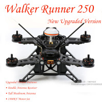 New Upgrad Version Walkera Runner 250 Drone Racer Modular 250 Size Racer RTF FPV Quadcopter With