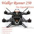 Nueva versión mejorada Walkera Runner 250 Drone Racer Modular 250 tamaño Racer RTF FPV Quadcopter w DEVO 7 transmisor nuevo Arrvial