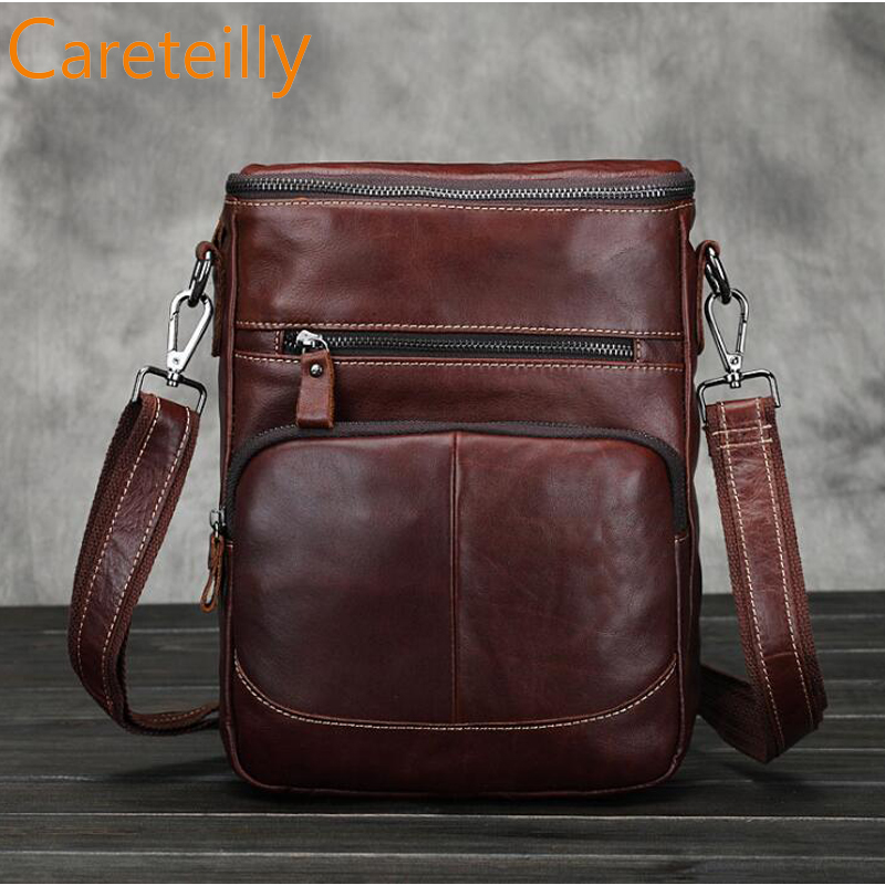 Manufacturers travel bags for men genuine leather bag