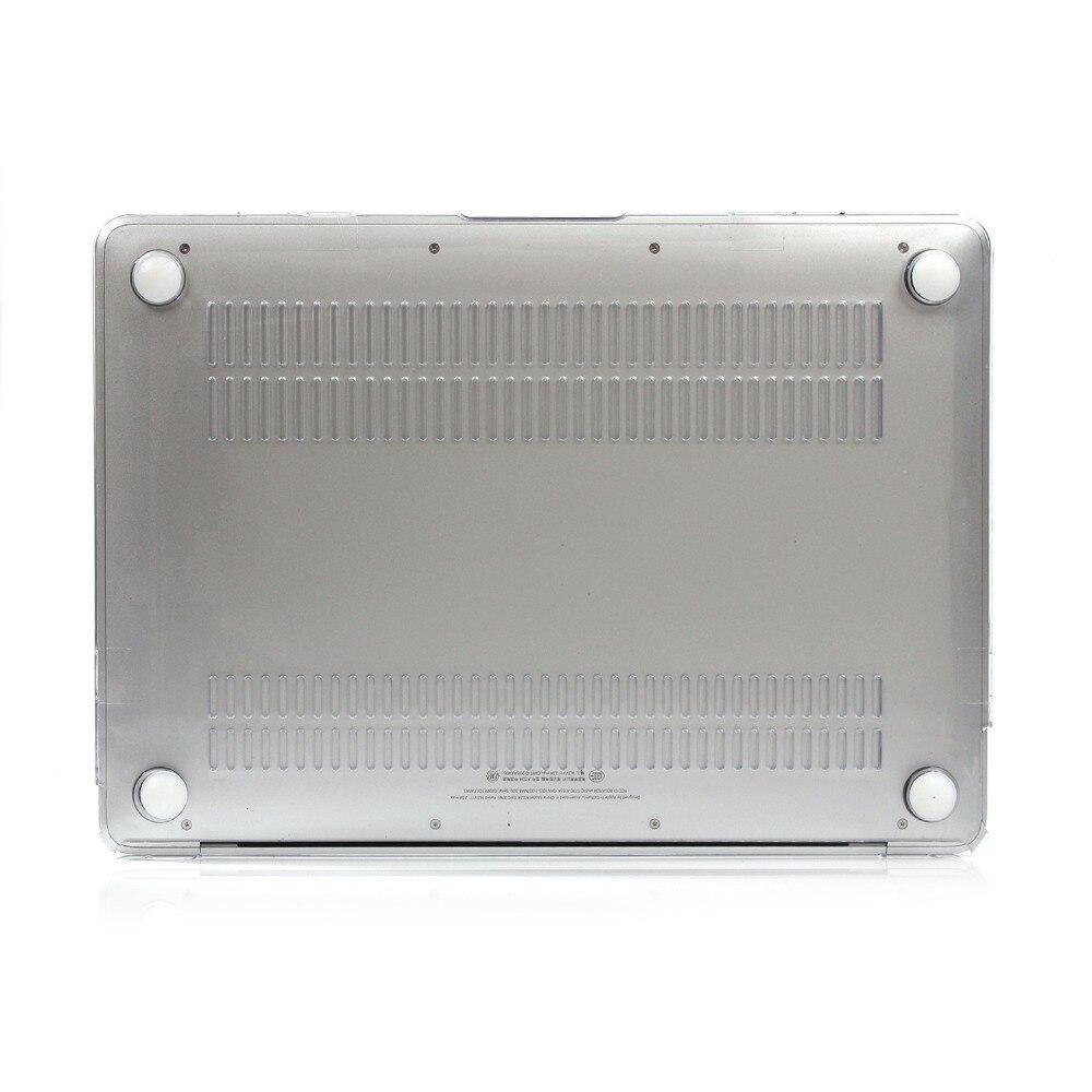 Նոր թափանցիկ բյուրեղապակ ՝ Macbook Air Pro - Նոթբուքի պարագաներ - Լուսանկար 3