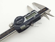 Buy Free shipping High quality Digital display calipers.0-150mm 0-6inch  digital vernier caliper.
