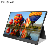13.3 inch super slim Portable Monitor PC 1920x1080 HDMI PS3 PS4 Xbox360 1080P IPS LCD LED Display Monitor for Raspberry Pi PS3/4