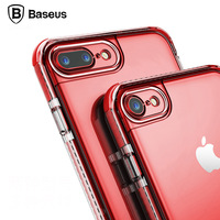 Baseus Silicone Case For Apple IPhone 7 7 Plus Luxury Anti Knock Mobile Phone Case Cover