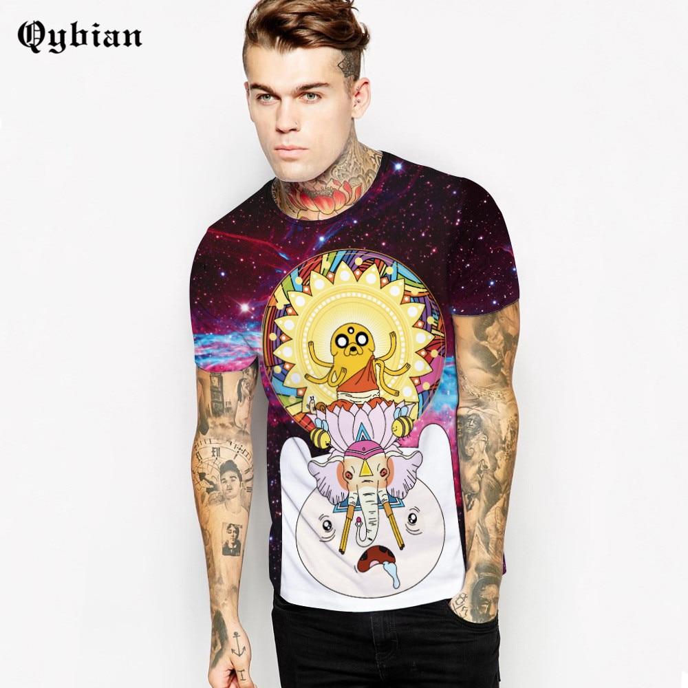 New Design Male Novelty Men   T  -  shirt   Adventure Time O-neck Hip Hop   T  -  shirt   Men Casual Short Sleeves   T  -  shirt   Men Brand Clothing