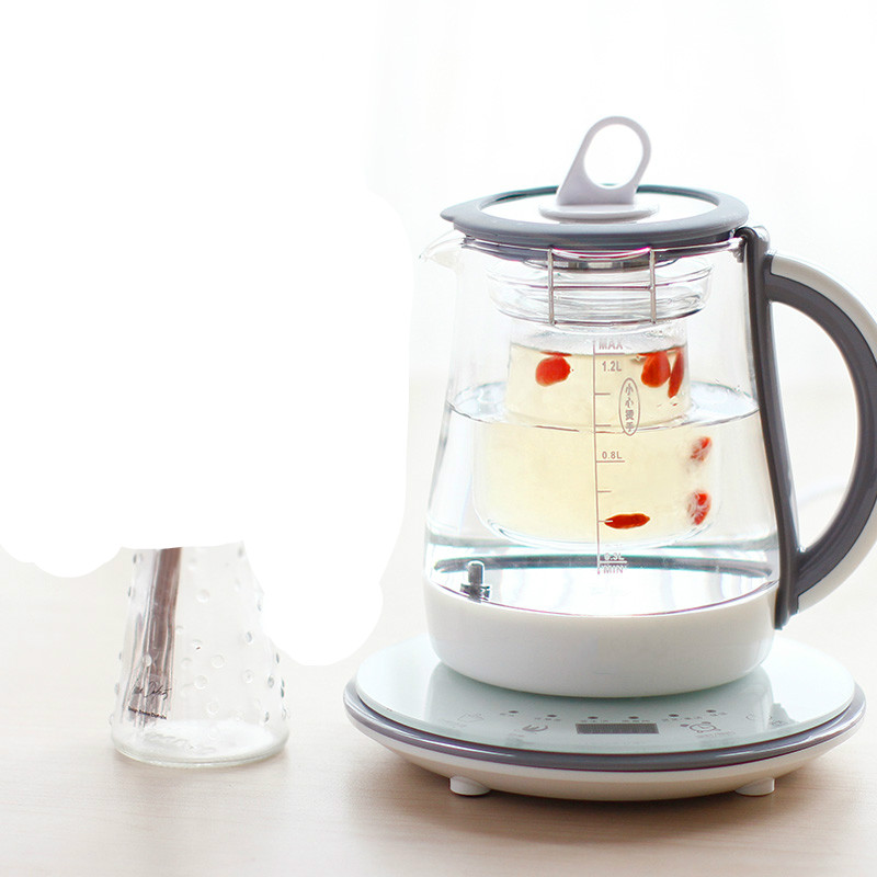 Electric kettle Birds nest water curing pot automatic thickening glass stew stewed birds multi-function Overheat ProtectionElectric kettle Birds nest water curing pot automatic thickening glass stew stewed birds multi-function Overheat Protection