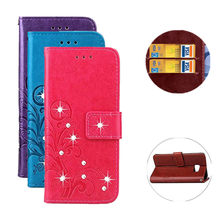 For Asus A500G ZS571KL V520KL ZS551KL ZD552KL ZS620KL ZB555KL Glitter Wallet Bling Leather Flip Phone Case Cover(China)