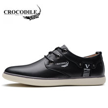 Crocodile 2018 New Men s Leisure Athletic Sport Shoes Waterproof Breathable  Male Skate Sneakers Outdoors Young Men 425de619447c