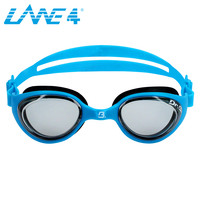LANE4 Myopia Swimming Glasses Swim Goggles Anti Fog UV Protection Optical Waterproof Eyewear For Men Women