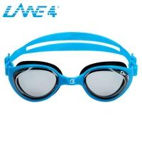 LANE4 Myopia Swimming Glasses Swim Goggles Anti Fog UV Protection Optical Waterproof Eyewear For Men Women