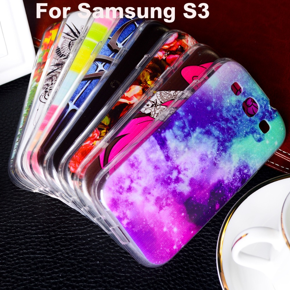 TPU Case For Samsung Galaxy I9300 I8190 S III mini S3 S7 s6 edge Neo mini I8190N 8190 G930 G9300 G935 G935F G9200 G9208 Cover