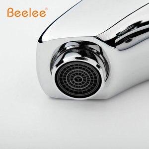 Image 5 - Umywalka do łazienki kran mosiądz wykończenie z automatyczny czujnik (ciepłej i zimnej) (QH0112BA)