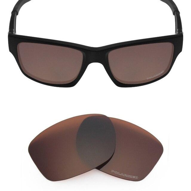 2baf4de1e Mryok + POLARIZADA Jupiter Squared Óculos de Sol Lentes de Reposição para óculos  Oakley Resistir À
