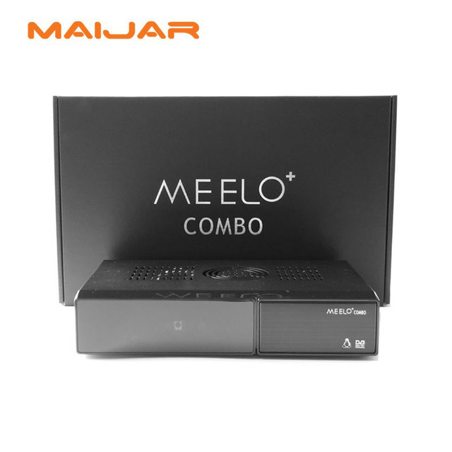 Original DVB-S2 enigma2 + DVB-T2/C ME ELO + COMBO combo Receptor Satélite tv box 1200 MHz Dual DMIPS procesador ME ELO + combo tv box