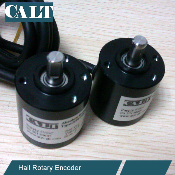 цена на Chinese 28mm analogue hall encoder angle measuring Sensor Manufacturer HAN28U5V360A