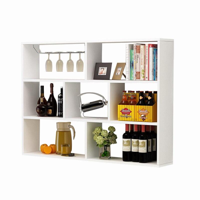Étagères de Salon Cristaleira Meube Cocina Gabinete cuisine bureau rangement Mesa Mueble etagère Bar meubles commerciaux cave à vin