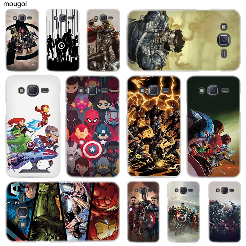Home Cool Marvel Avengers Tpu Case For Samsung Galaxy J4 J6 Plus J8 2018 J3 J5 J7 Prime Max 2015 2016 2017 Case For Samsung J6 Plus Terrific Value