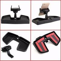 Multi Purpose Universal Car Dashboard GPS Phone Holder Stand Stretching Rotate 105 Mm Storage Bracket Mount