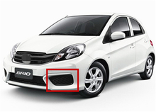 LED DRL with Yellow Signal Lights For Honda Brio 2016 2017
